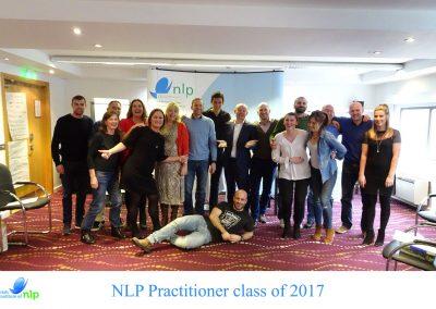 Licensed Practitioner of NLP™